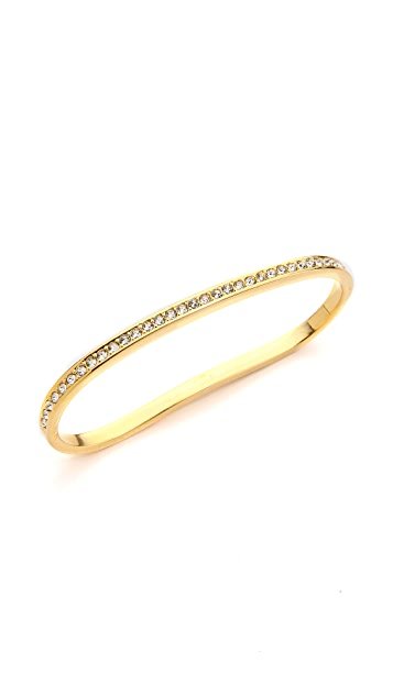 Fallon Jewelry Pave Palm Cuff Bracelet