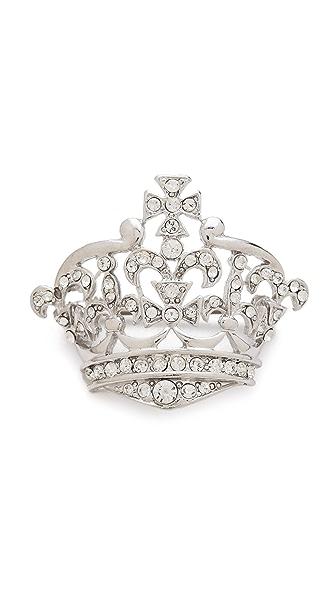 Fallon Jewelry Crown Pin