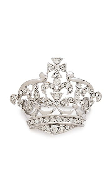 Fallon Jewelry Crown Pin