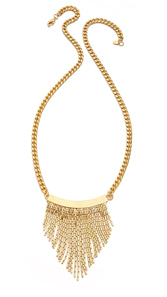 Fallon Jewelry Long Necklace with Pin Pendant
