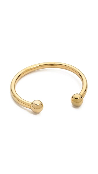Fallon Jewelry Shalom Ball Cuff Bracelet
