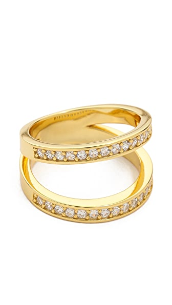 Fallon Jewelry Pave Split Ring