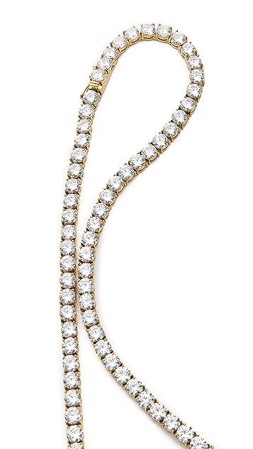 Fallon Jewelry Classique Stone Strand Necklace