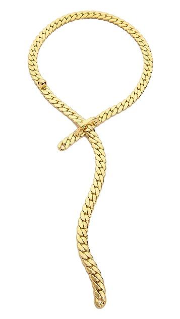 Fallon Jewelry Classique Lariat Necklace