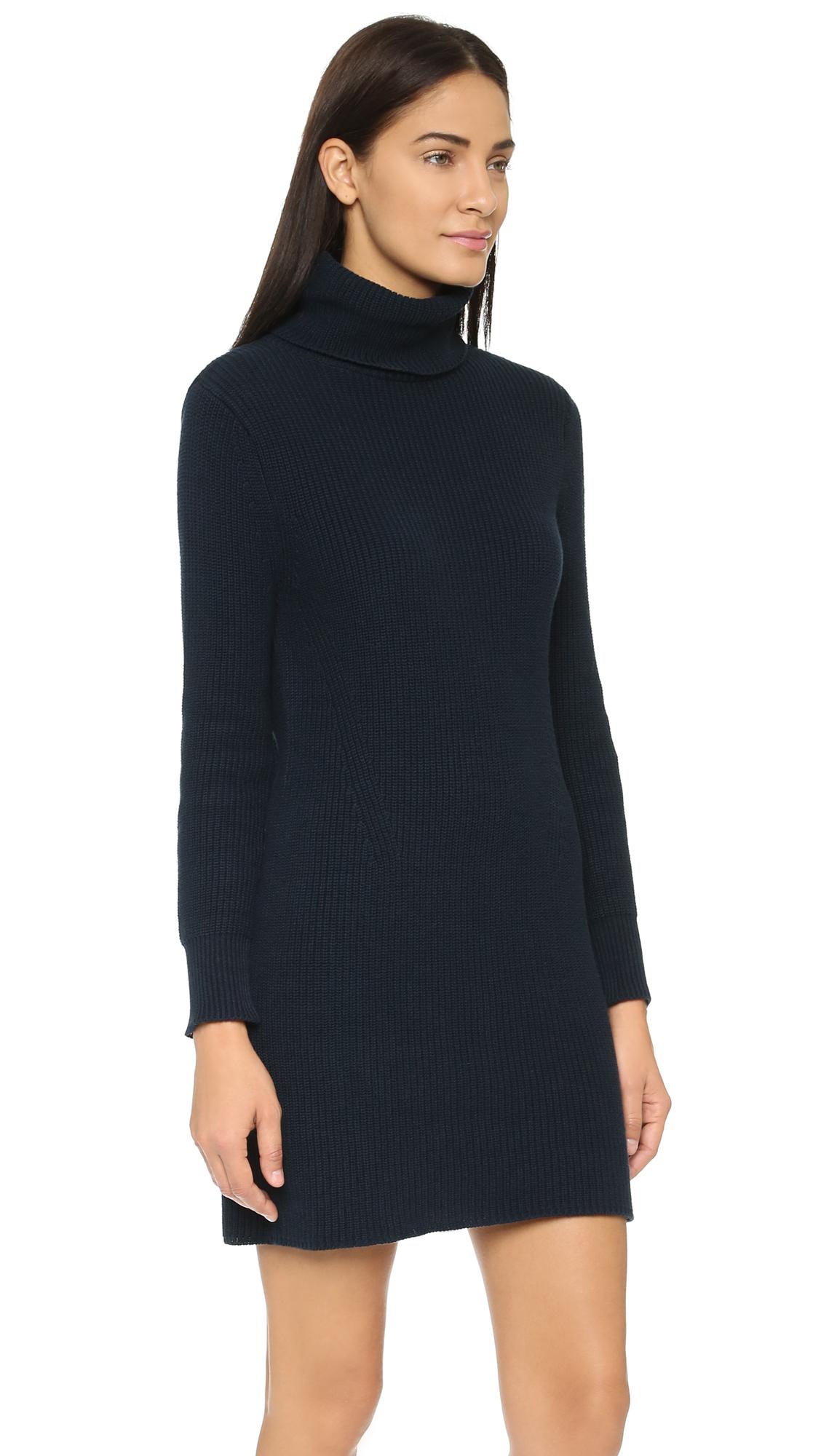 525 America Cotton Shaker Sweater Dress | SHOPBOP
