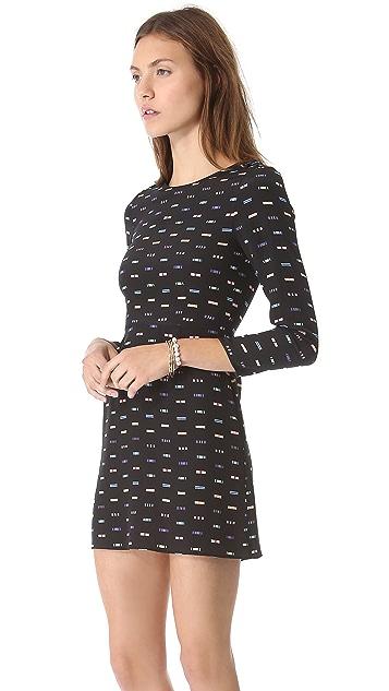 Friends & Associates Christy A Line Dress