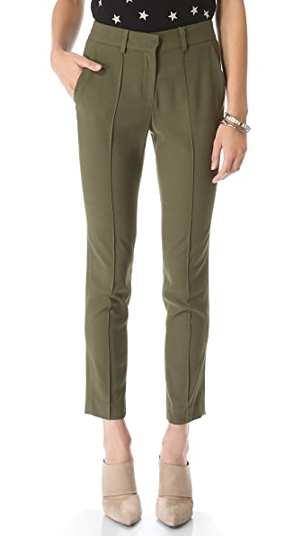 Friends & Associates Carys Pintuck Trousers