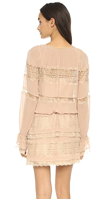 Falcon & Bloom French Boho Dress