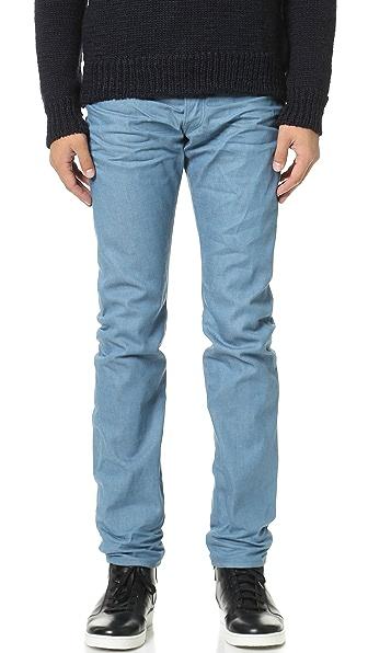 Fabric Brand & Co. Deke Slim Selvedge Jeans