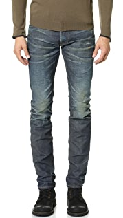 Fabric Brand & Co. Jericho Slim Selvedge Jeans
