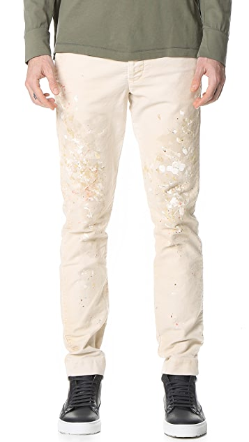 Fabric Brand & Co. Snow Slim Pants