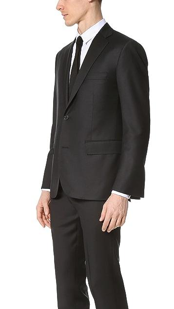 Freemans Sporting Club American Milled Super 110s Suit Jacket