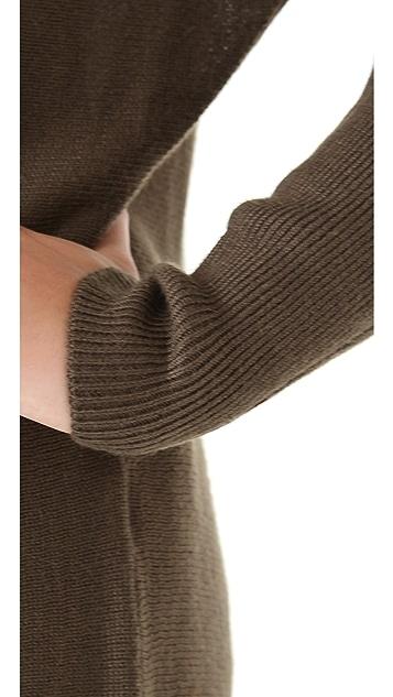Feel The Piece Dolman Sleeve Sweater