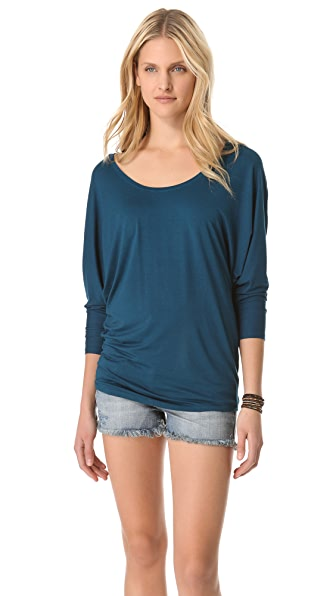 Feel The Piece Icon Dolman Top