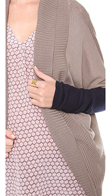 Feel The Piece Cocoon Sweater