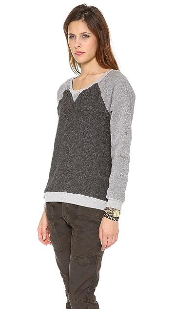 Feel The Piece Shawna Raglan Sweatshirt