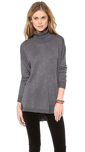 Feel The Piece Turtleneck Sweater