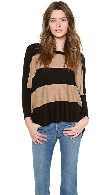 Feel The Piece Thea Stripe Sweater