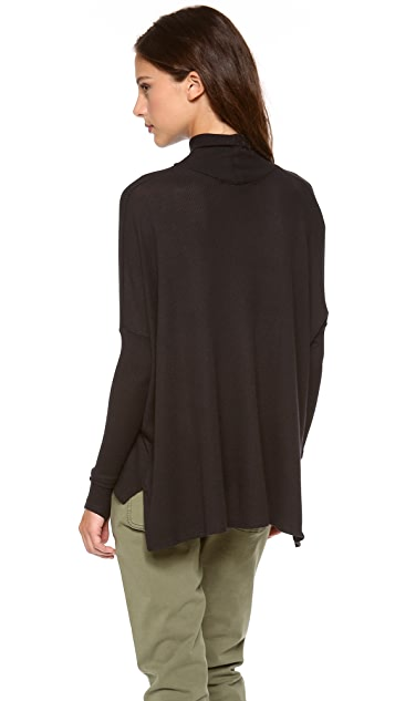 Feel The Piece Raven Shirt