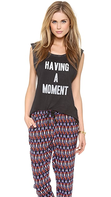 Feel The Piece T Jacobs 'Having a Moment' Tank