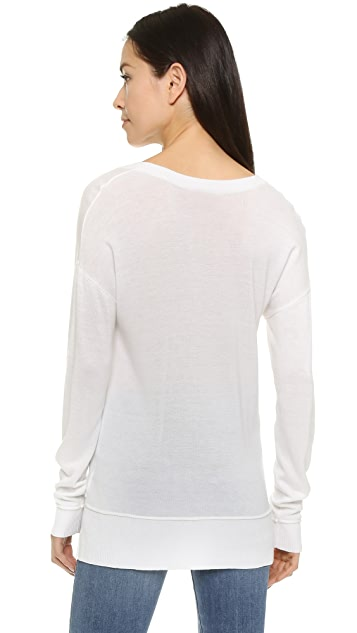 Feel The Piece Provence Sweater