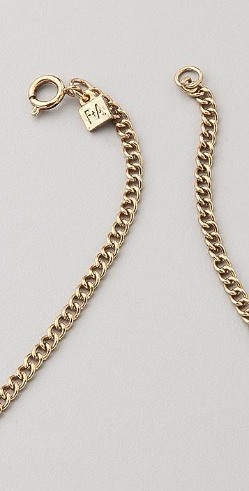 FELIKS+ADRIK 3 Piece Enamel Necklace