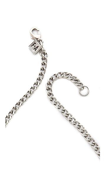 FELIKS+ADRIK Cutout Turritella Necklace