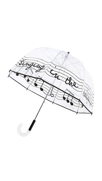 Felix Rey Singing in the Rain Umbrella