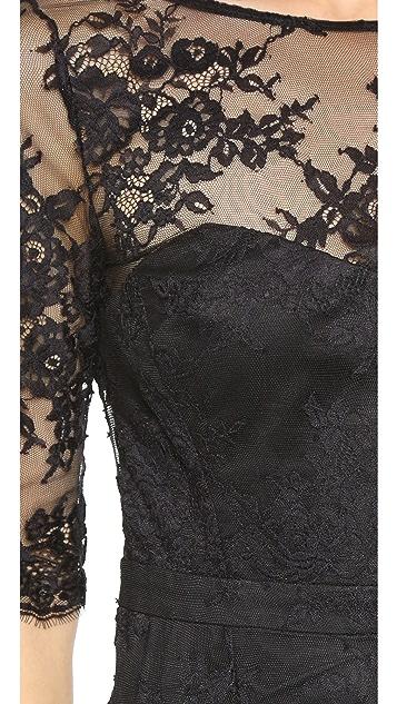 Femme D'armes Magali Lace Gown