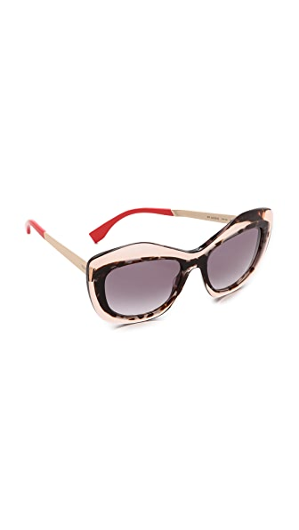 Fendi Statement Sunglasses