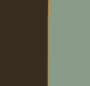 Havana Split Green/Brown Azure
