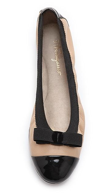 Salvatore Ferragamo My Paris Ballet Flats