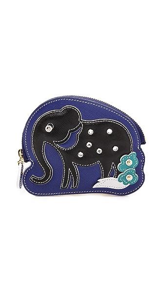 Salvatore Ferragamo Elephant Pouch