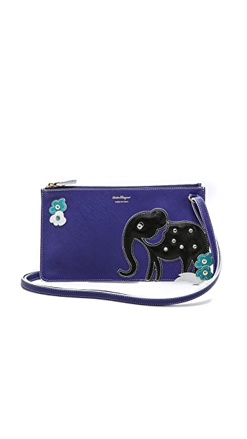 Salvatore Ferragamo Elephant Mini Bag