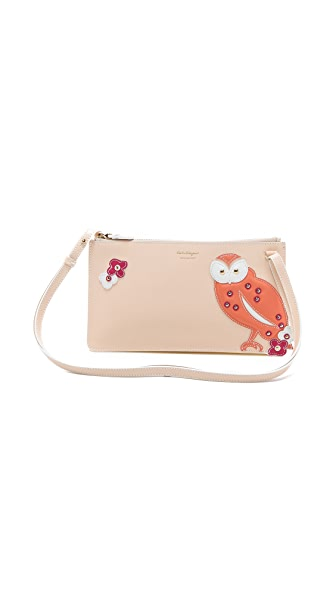 Salvatore Ferragamo Owl Mini Bag