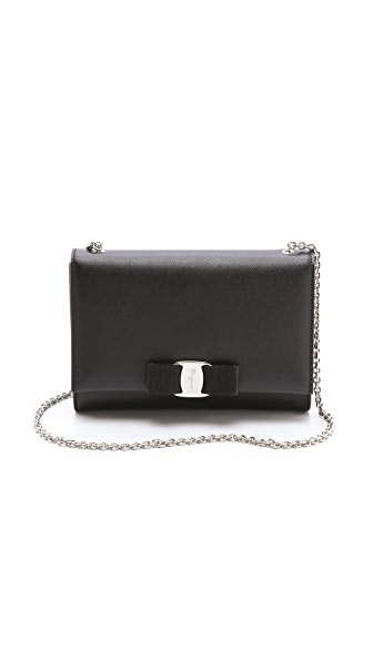 Salvatore Ferragamo Miss Vara Cross Body Bag