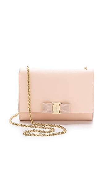 Salvatore Ferragamo Miss Vara Bow Mini Bag