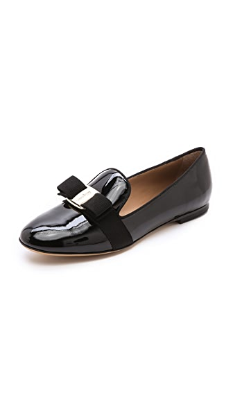 Salvatore Ferragamo Scotty Loafers