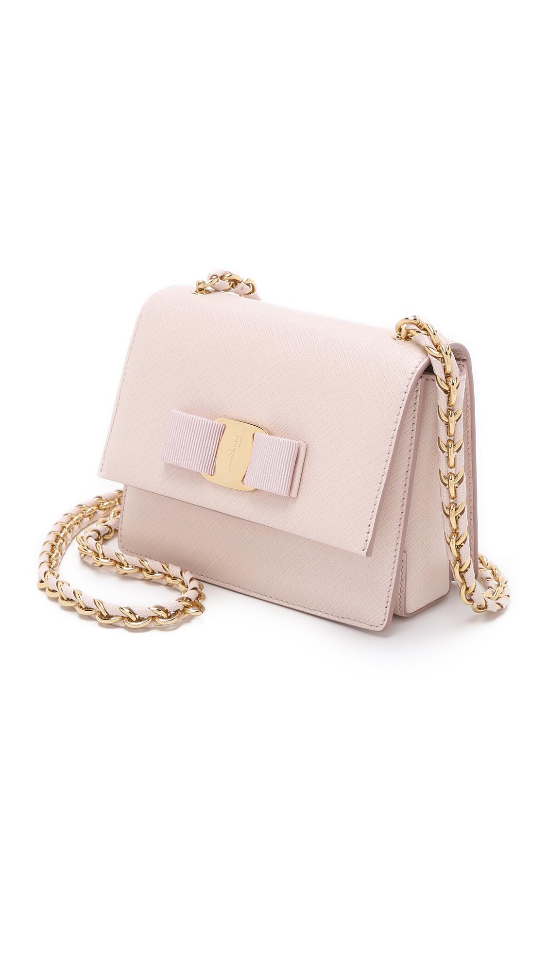 46cacfb679db Salvatore Ferragamo Mini Ginny Bag