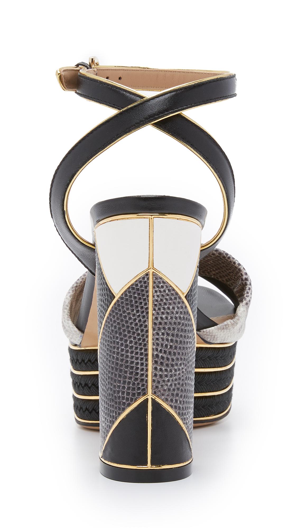 8ecb9d2fa3d Salvatore Ferragamo Gaga Platform Sandals