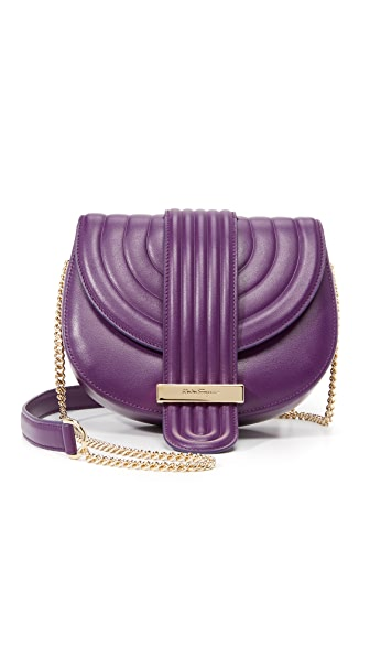 Salvatore Ferragamo Rosett Saddle Bag