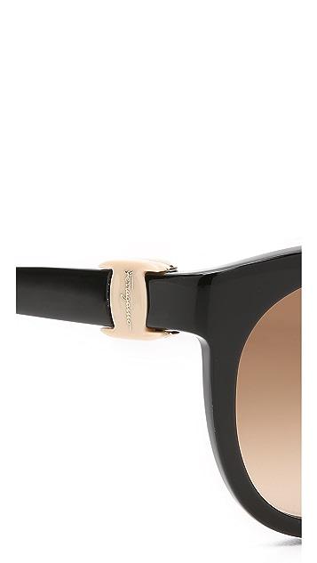 Salvatore Ferragamo Vara Sunglasses