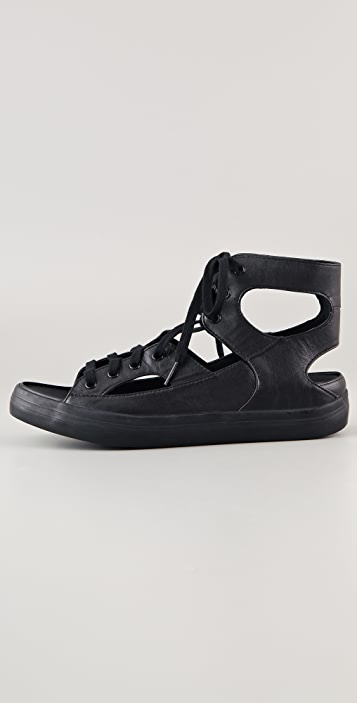 FitFlop Gladda Cutout Sneakers