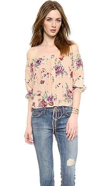 FAITHFULL THE BRAND Garden Top