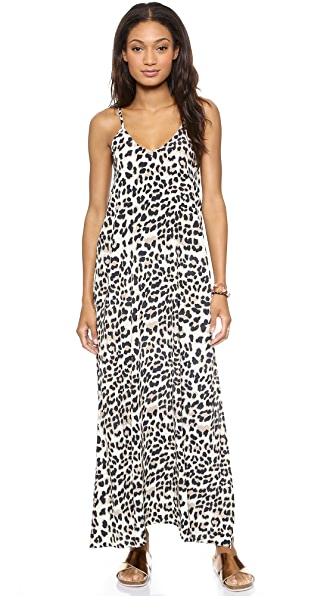 FAITHFULL THE BRAND Rising Sun Maxi Dress