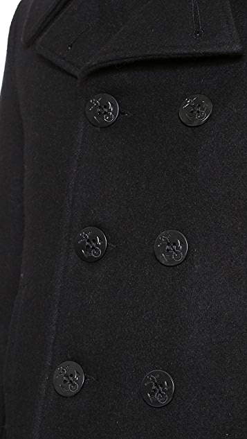 Gerald & Stewart by Fidelity Quilted Peacoat