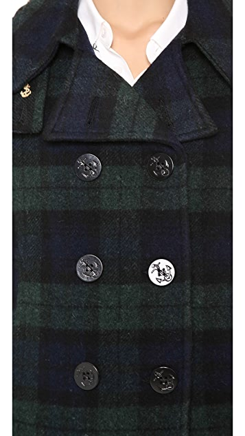 Gerald & Stewart by Fidelity Wool Pea Coat