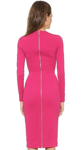 5th & Mercer Long Sleeve Dress