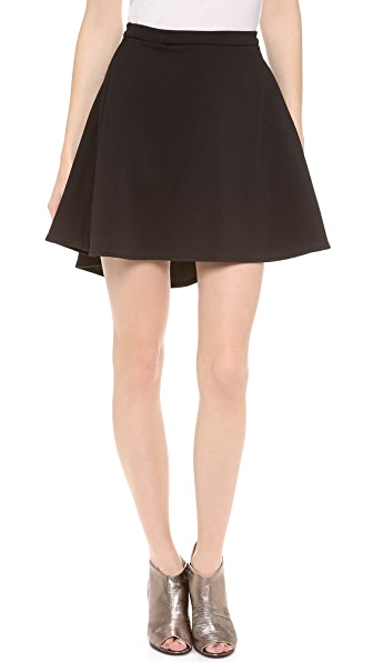 5th & Mercer Ponte Skirt