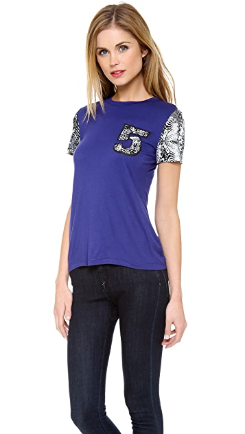 5th & Mercer Number 5 T-Shirt